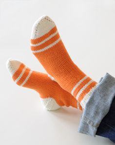 Original Toe-Up Socks