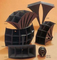 Altec1978multicell - Horn loudspeaker - Wikipedia, the free encyclopedia