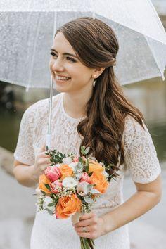 How to handle rain on your wedding day Lgbt Wedding, Wedding Engagement, Boston City Hall, Boston Public Garden, City Hall Wedding, Wedding Moments, Beautiful Couple, On Your Wedding Day, Engagements