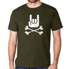 Rock Pirate T-Shirt