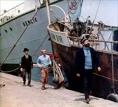Tintin İstanbulda (1964) Dünyaca ünlü çizgi roman karakteri Tenten'in yolu bu kez Türkiye'ye düşüyor.