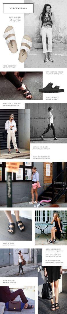 e893257b936 Tacchi a strillo  the Birkenstock Birkenstock Fashion