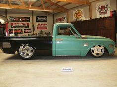 Work in progress - Classic Chevy truck!!