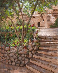 the garden tomb jerusalem israel - Google Search