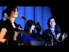 Emilie Simon en concert dans une avant première de La Délicatesse
