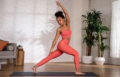 This 12-Minute Yoga Flow Will Help You Feel Grounded When Your Mind Is Abuzz Gentle Yoga Flow, Warrior Images, Leg Routine, Shoulder Stand, Upward Facing Dog, Boat Pose, Plank Pose, Meditation Retreat, Flutter Kicks