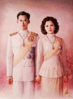 King and Queen of Thailand. His Majesty King Bhumibol Adulyadej, has reigned since 9 June 1946. Most of the King's powers are exercised by his elected government in accordance with the current constitution. The King still retains many powers such as: being head of the Royal Thai Armed Forces, the prerogative of royal assent and the power of pardon. He is also the defender of the Buddhist faith in Thailand. http://www.islandinfokohsamui.com/