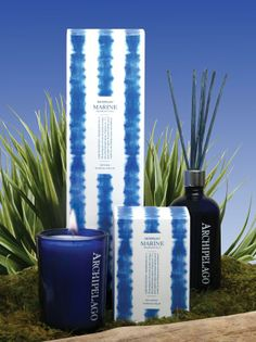 Marine Limited Edition Collection from @Archipelago Botancials