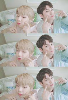 Wanna-One - Seongwoo x Daniel (OngNiel) - OngNiel is science Jaehwan Wanna One, Ong Seung Woo, Daniel K, Kpop Couples, Lai Guanlin, Produce 101 Season 2, My Destiny, Kim Jaehwan, Ha Sungwoon