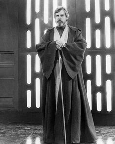chaosneverwhere: Luke Skywalker, true jedi