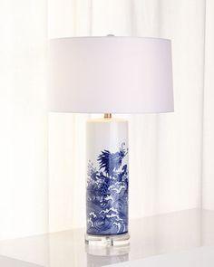 Midori Lamp by Arteriors at Neiman Marcus.