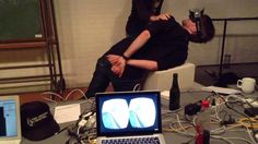Disunion, an immersive guillotine simulator for the Oculus Rift virtual reality headset.