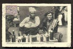 Batak-Medicine-Man-Arms-Dealer-Sumatra-Indonesia-1929
