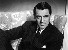 Might have been James Bond - Cary Grant