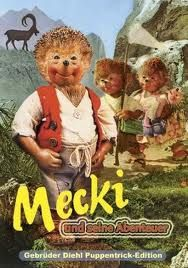 Mecki and his adventures - memories from Germany! Repinned by www.gorara.com