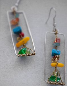 Handmade Jewelry, Drop Earrings, Drop Earring, Diy Jewelry, Handmade Jewellery, Craft Jewelry, Handcrafted Jewelry