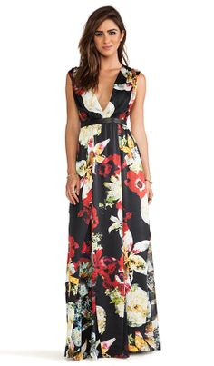 Triss Sleeveless Maxi Dress - great outfit as a guest