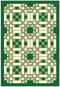 Irish Barn Quilt Patterns : 1000+ images about irish quilts on Pinterest Irish, Quilt and Luck of the irish