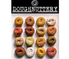 Doughnuttery Mini Doughnuts Chelsea Market 425 West Street New York, NY Mon-Sat - Sunday - Food Places, Places To Eat, Yummy Treats, Delicious Desserts, Donut Flavors, Maple Bars, Mini Doughnuts, Doughnut Shop, City Restaurants