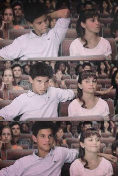 smooth..aha this movie was so cute :)
