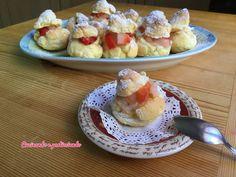 Cucinando e Pasticciando: Bignè farciti