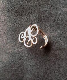 lille sølvring