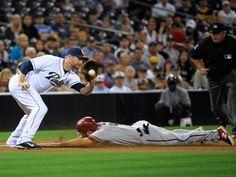 Didi Gregorius lifts Arizona Diamondbacks over San Diego Padres in 12th
