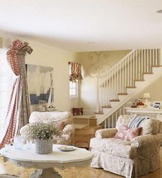 cottage decorating | Home Decorating Pictures, Cottage Style Decorating Pictures, Interior ...