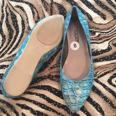 ❎$25 bundled❇️.       NEW.    🆕Moda shoes size 8 Cute fun light weight flats Moda Shoes Flats & Loafers
