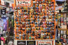 Orange Dracula's pin festish