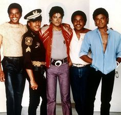 Jacksons 1984