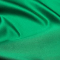 Emerald Lamour satin table clothe - at Cloth Connection