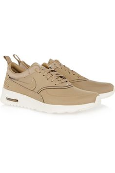 e602bb3fafab Nike - Air Max Thea leather sneakers