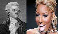 DNA Tests Verify Nene Leakes Lace Front Direct Descendant of Thomas Jefferson Wig | Freshbrew News