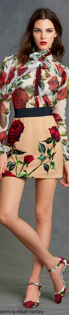 Dolce & Gabbana - Winter 2016