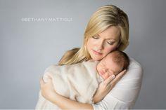 Mother and Baby | Bethany Mattioli Photography - San Francisco Bay Area Newborn Photographer