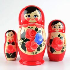 The Russian Store: Another 'Lil Nesting Doll Poem