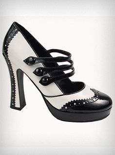 to wear with black and white dress  :)