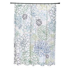 Found it at Wayfair - Velasquez Shower Curtain