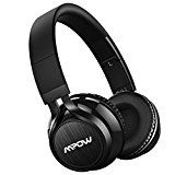 Mpow Thor Bluetooth Headphones Over Ear, 40mm Driver Wireless Headset Foldable with Mic, Wired and Wireless... Amazing Audio with No Strings Attached Equipped with unexpected 40mm ultra-large thehomeofficesupp...