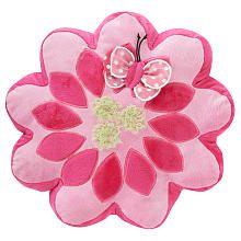 Summer Infant Petals Pillow....flower shaped pillow...cute!