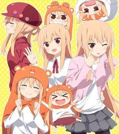 Read Himouto Umaru-Chan from the story Zodiaco Anime by fan_otaku_lolipop with reads. Anime Chibi, Manga Anime, Anime Art, Himouto Umaru Chan, Kawaii Anime Girl, Manga Kawaii, Anime Girls, Otaku Anime, Hokusai