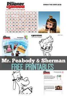 Mr Peabody and Sherman Blu-ray Combo Pack #giveaway #MrPeabody - Family Food And Travel
