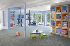 decoracion de cuarto de juegos para niños — idealista.com/news/