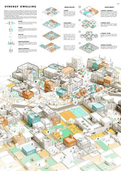 Project Earth 2 announces winners of the Cities of Tomorrow .- Project Earth 2 announces winners of the Cities of Tomorrow competition Plan Concept Architecture, Architecture Presentation Board, Architecture Panel, Architecture Graphics, Architecture Drawings, Masterplan Architecture, Landscape Architecture, Architecture Diagrams, Concept Design Architecture