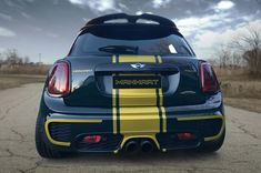 MINI Cooper JCW with 300 HP by Manhart
