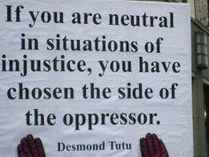 -Desmond Tutu