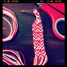 I Try DIY: Friendship Bracelets