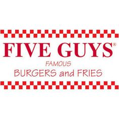 Discover all of the Five Guys Secret Menu items. Even with fully customizable burgers, you probably haven't heard of these secret menu hacks from 5 Guys! 5 Guys Burgers, Burger And Fries, Good Burger, Five Guys Secret Menu, Secret Menu Items, Fast Food Places, Best Places To Eat, Gluten Free Buns, Jamba Juice