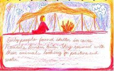 Waldorf ~ 3rd grade ~ Shelters